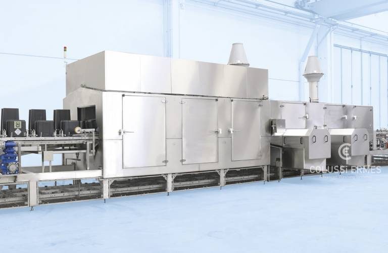 Waste container washers