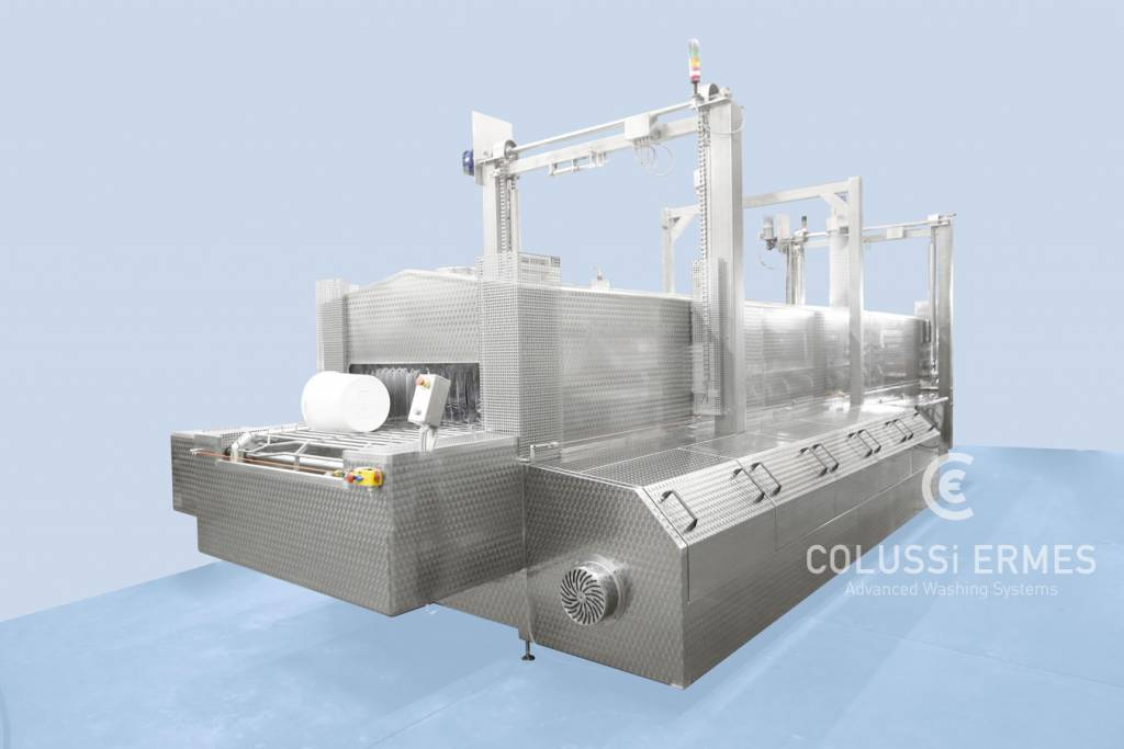 Bucket washers Colussi Ermes