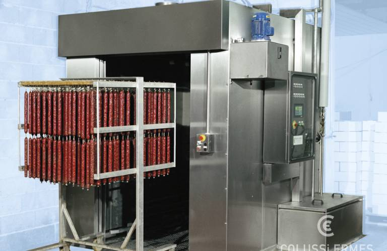 Salumi washer-blowers