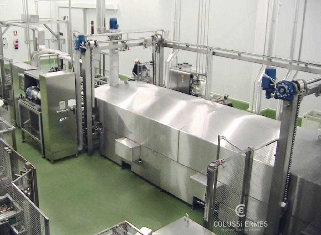 Ham mould washers