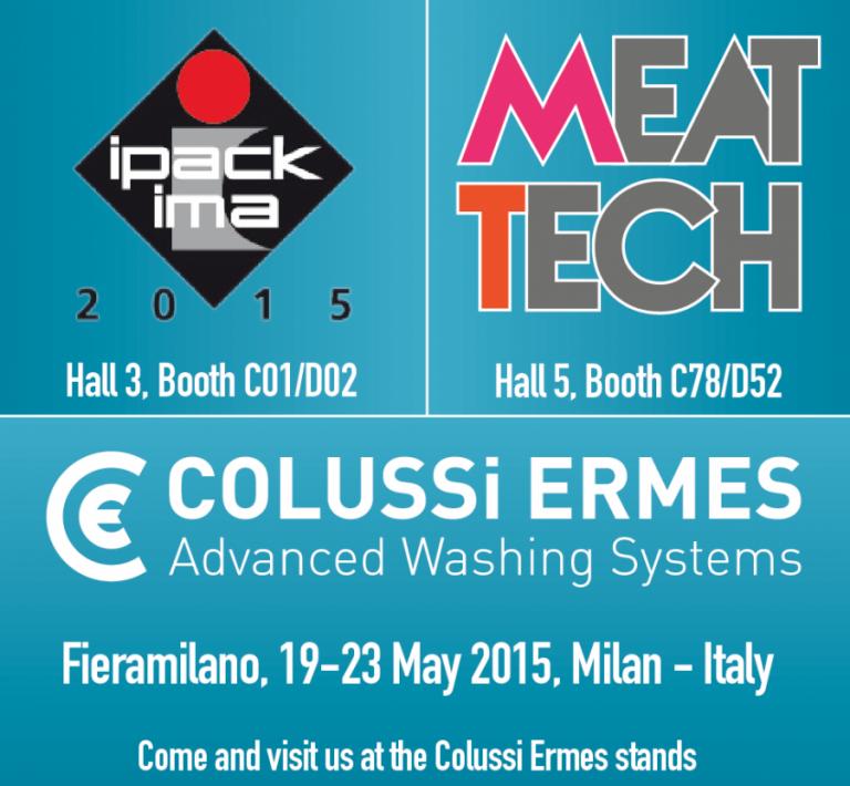 IPACK-IMA / Meat-Tech 2015