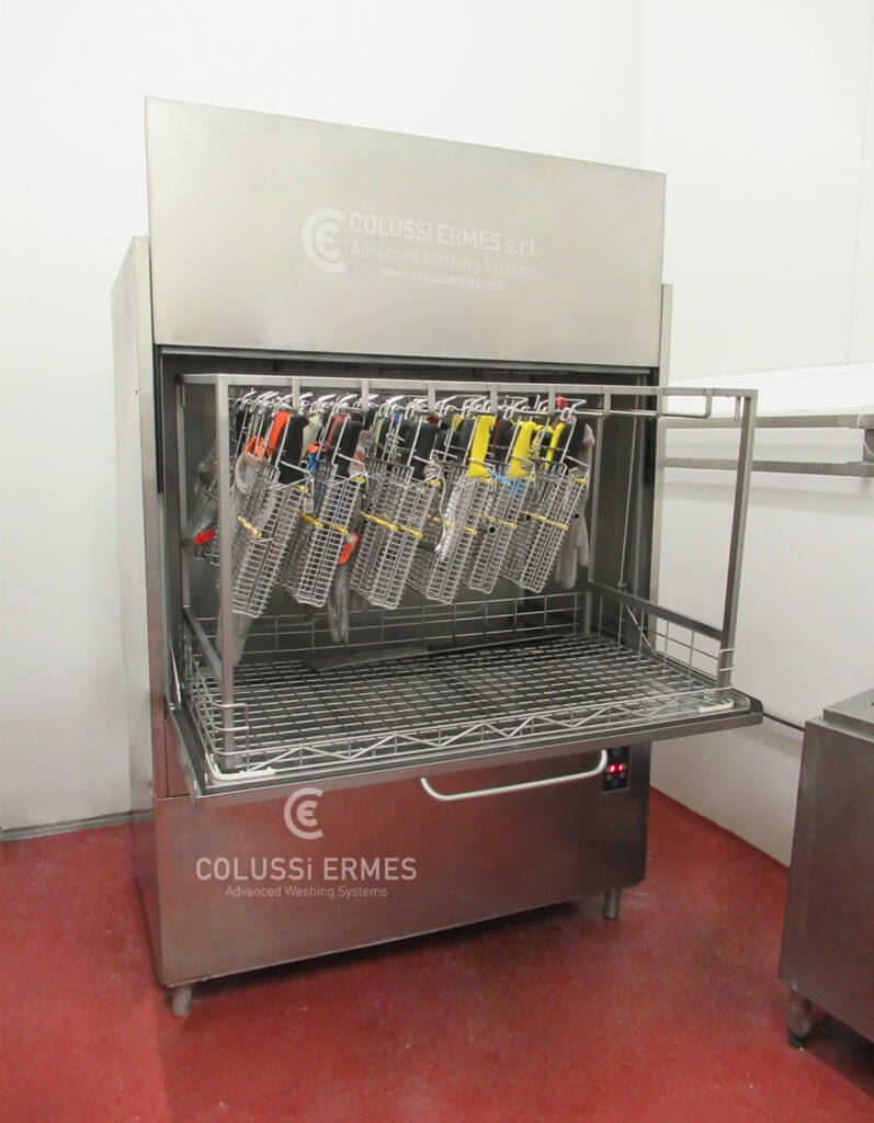 Knives and Blades washers - 6 - Colussi Ermes