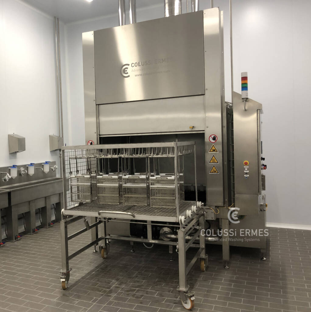 Knives and Blades washers - 2 - Colussi Ermes
