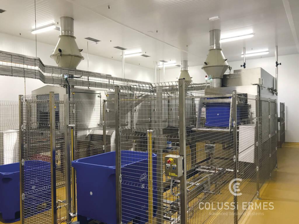 Bin and vat washers - 21 - Colussi Ermes