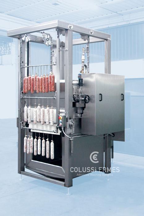 Flour-coating machines Colussi Ermes