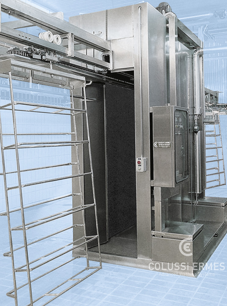Frame washers - 9 - Colussi Ermes