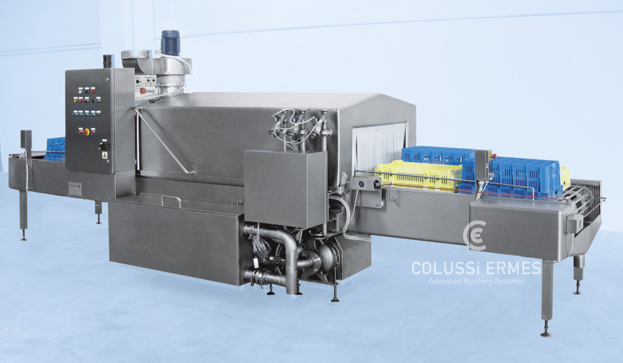 Crate washers - 31 - Colussi Ermes