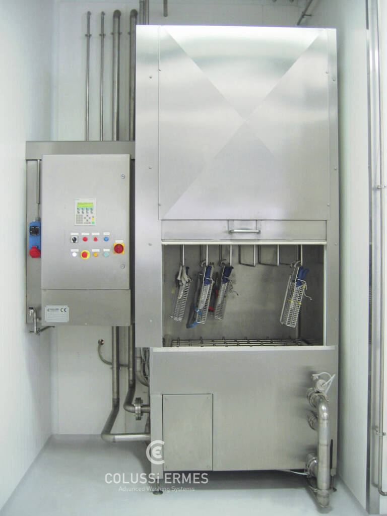Knives and Blades washers - 4 - Colussi Ermes