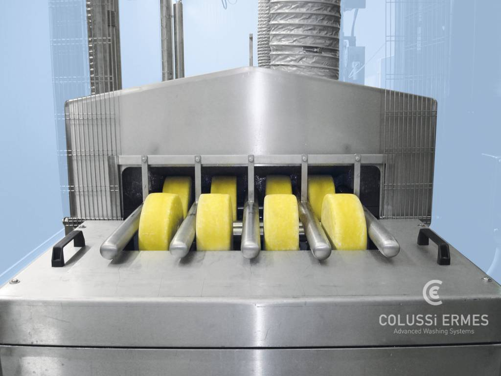 Cheese washers Colussi Ermes