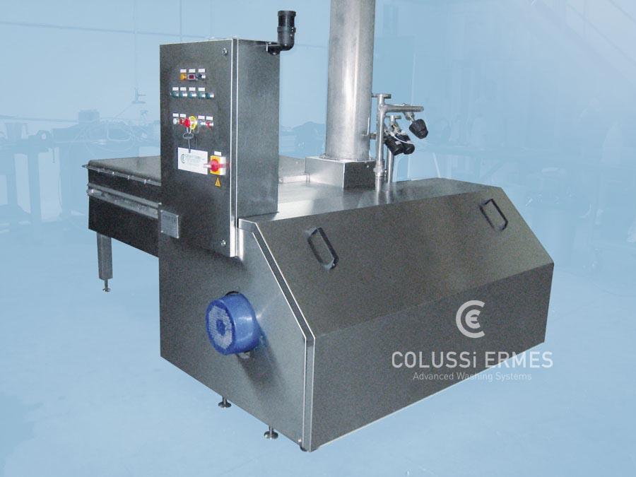 Conveyor belt and filter washers Colussi Ermes