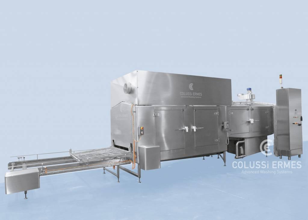 Pallet washers - 17 - Colussi Ermes