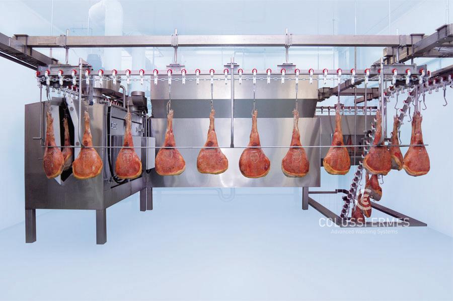 Ham washers Colussi Ermes