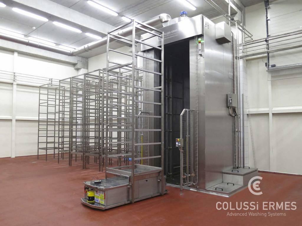 Salumi washer-blowers - 3 - Colussi Ermes