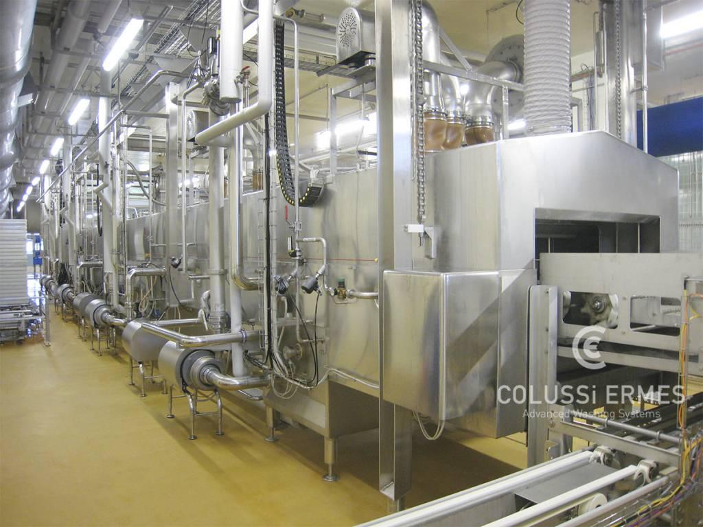 Block-Mould Washers Colussi Ermes