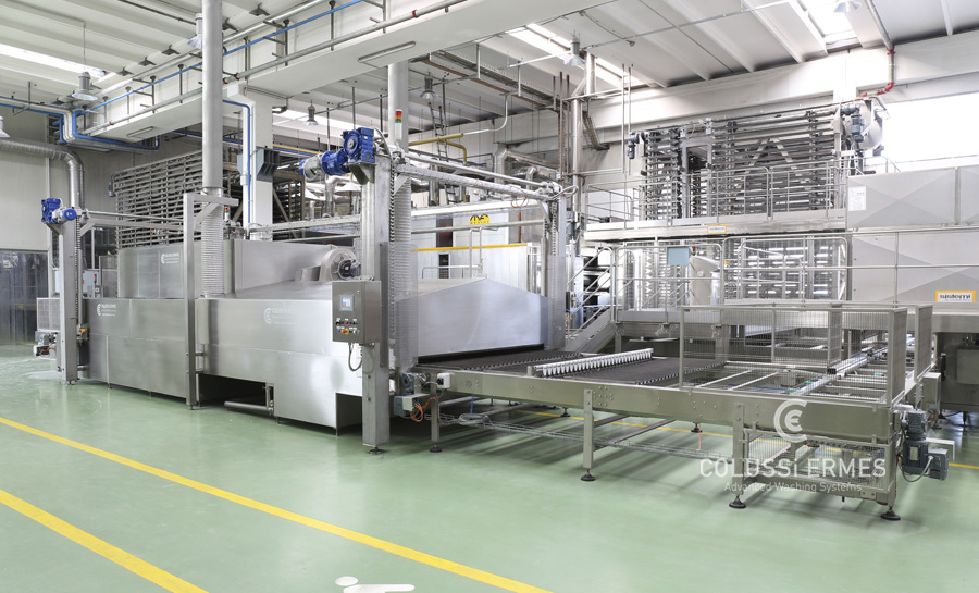 Pan washers - 2 - Colussi Ermes