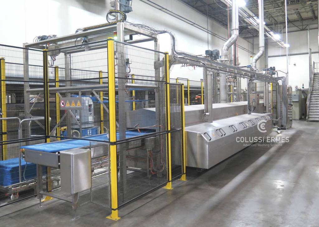 Pan washers - 3 - Colussi Ermes