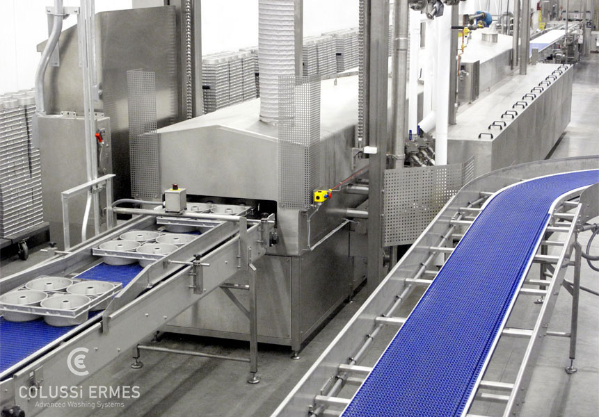 Pan washers - 5 - Colussi Ermes