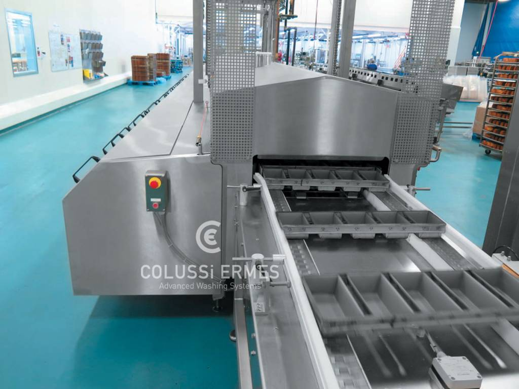 Pan washers - 6 - Colussi Ermes