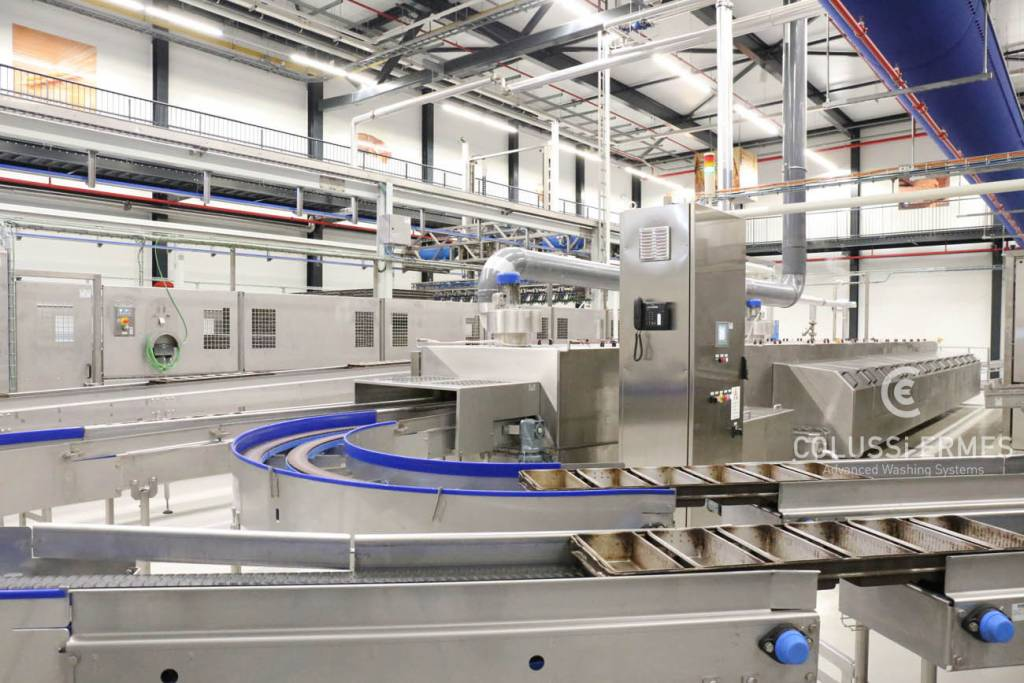 Pan washers - 7 - Colussi Ermes