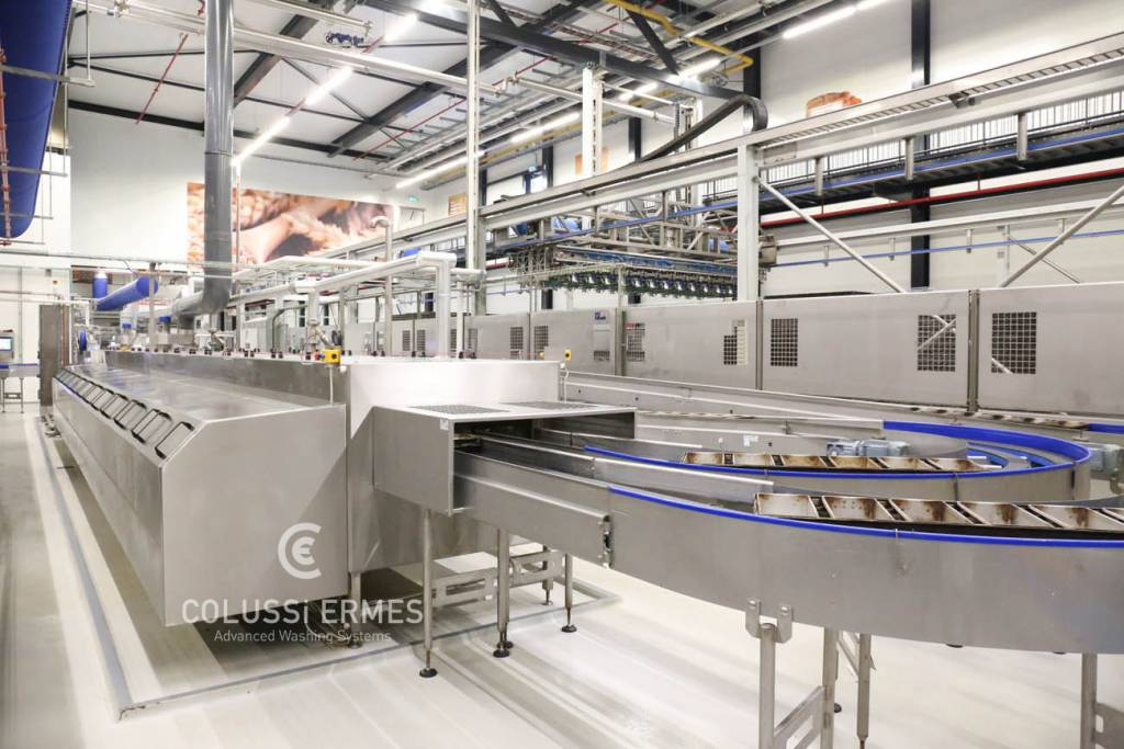 Pan washers - 8 - Colussi Ermes