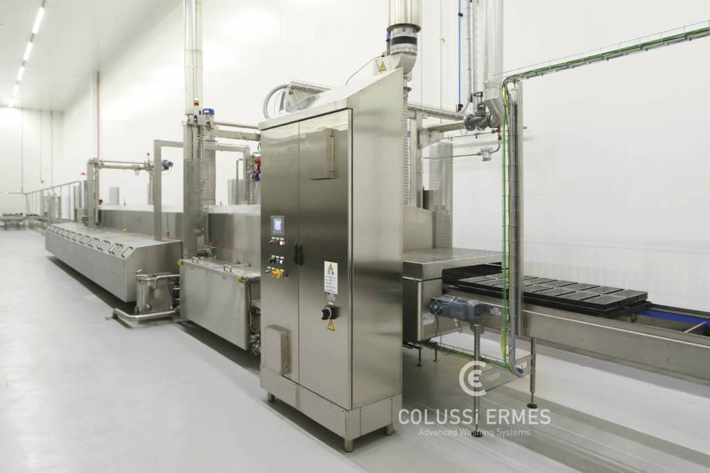 Pan washers - 9 - Colussi Ermes