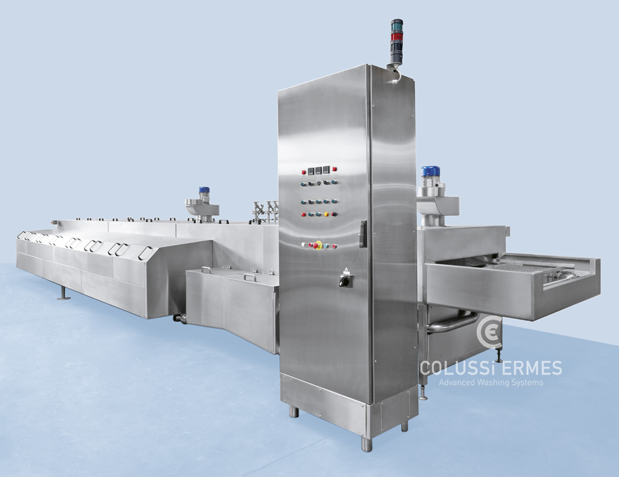 Pan washers - 10 - Colussi Ermes