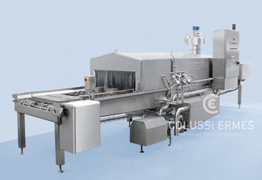 Pan washers - 11 - Colussi Ermes