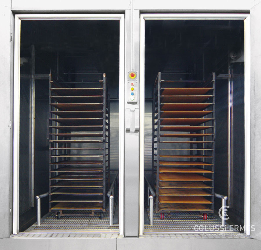 Pan washers - 13 - Colussi Ermes