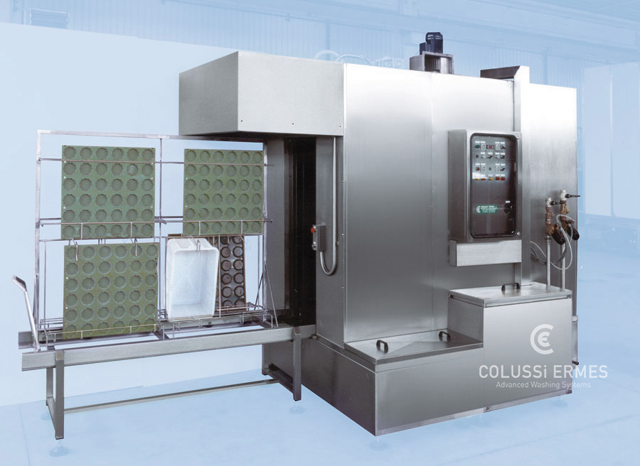 Pan washers - 15 - Colussi Ermes