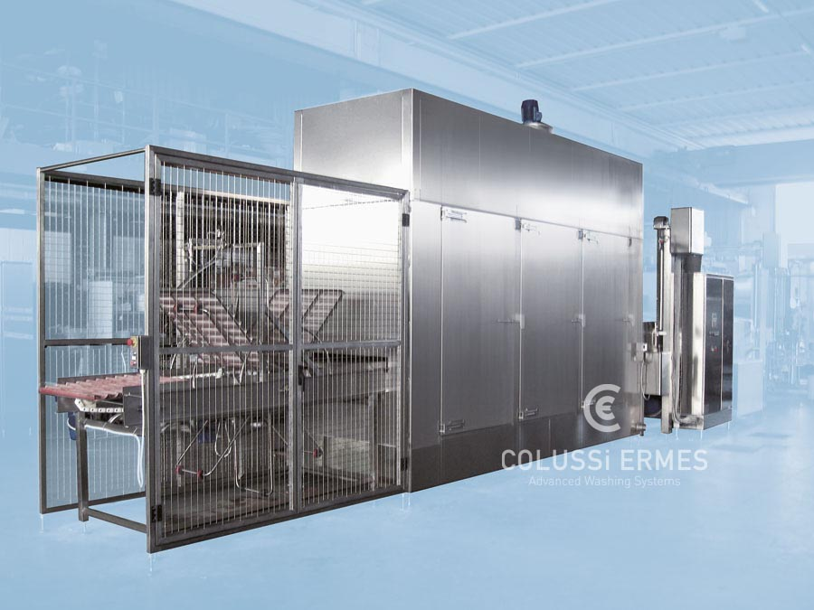Pan washers - 16 - Colussi Ermes