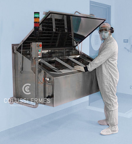 Egg tray washers - 6 - Colussi Ermes