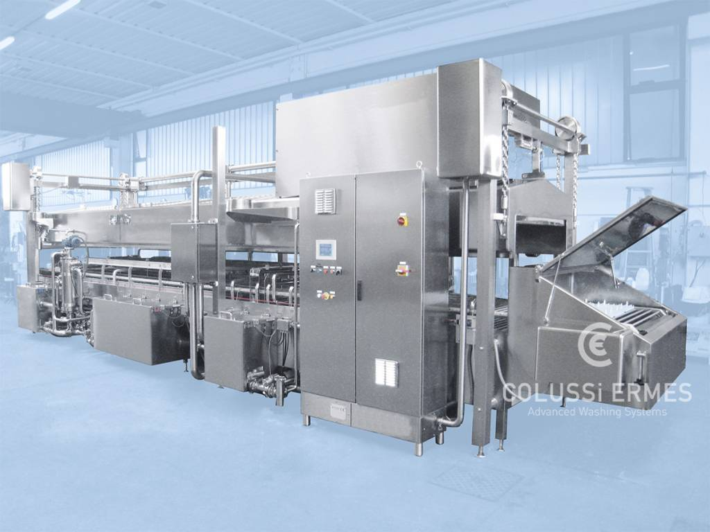 Egg tray washers - 7 - Colussi Ermes