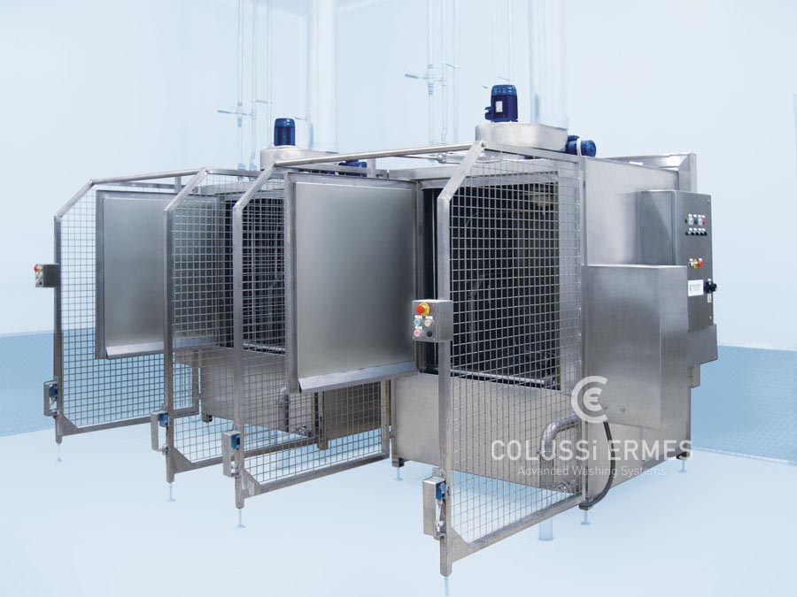 Meat truck washers - 5 - Colussi Ermes
