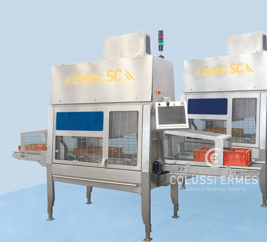 Spin Drying Systems - 3 - Colussi Ermes