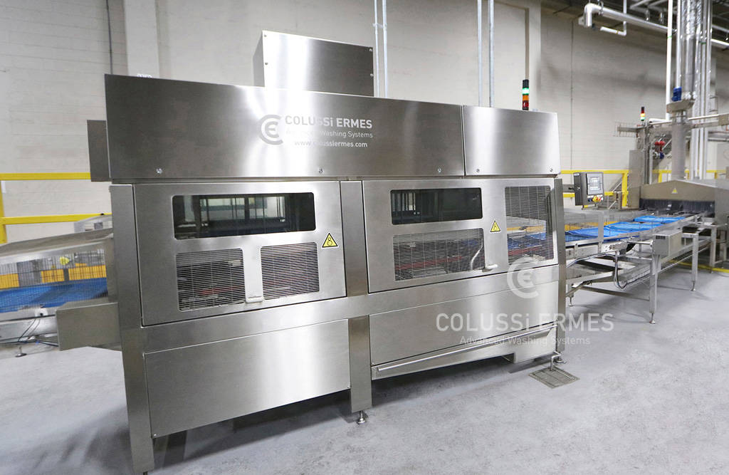 Spin Drying Systems - 4 - Colussi Ermes