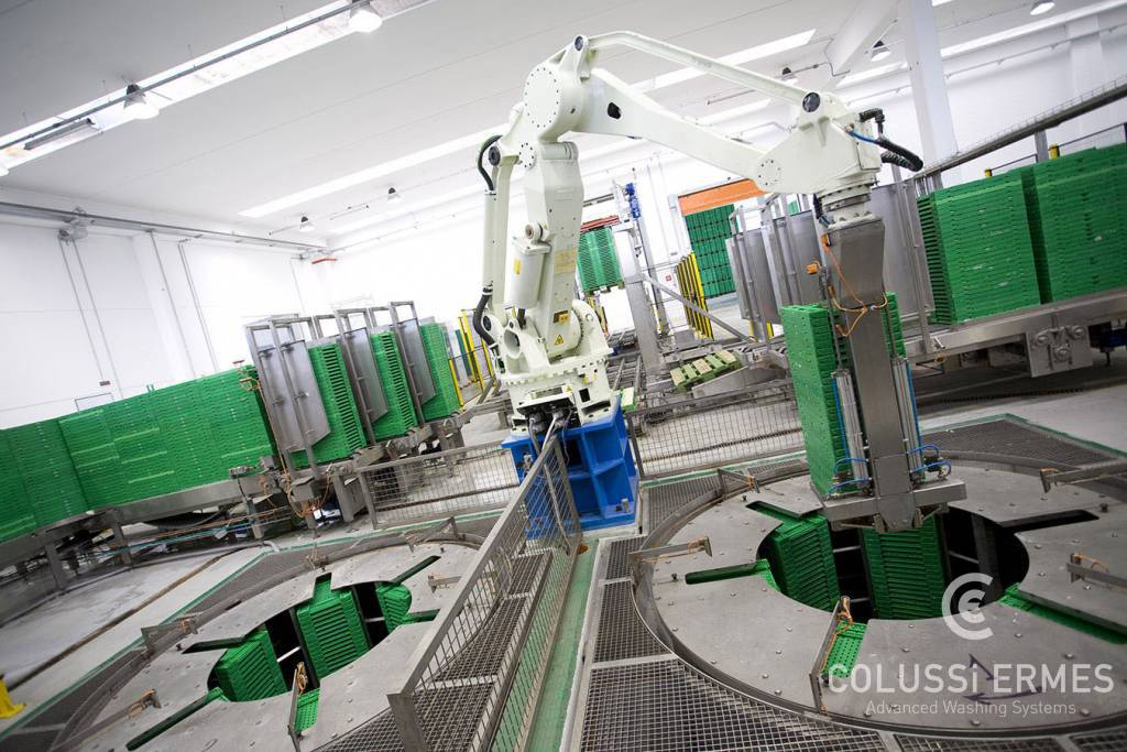 Spin Drying Systems - 1 - Colussi Ermes