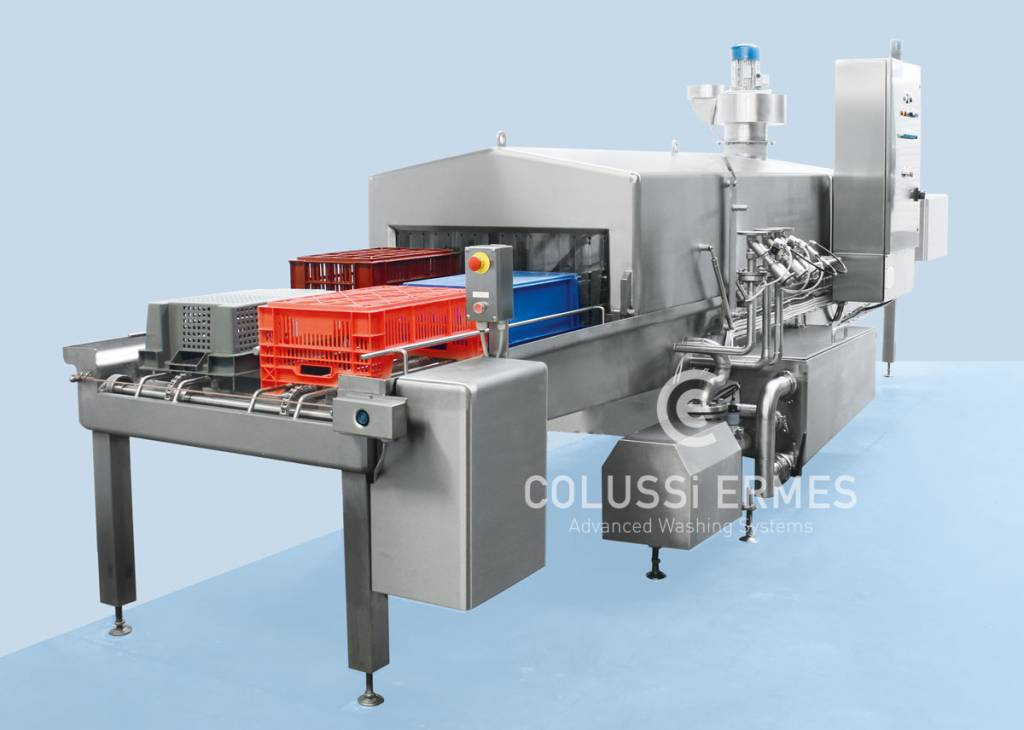 Crate washers - 30 - Colussi Ermes