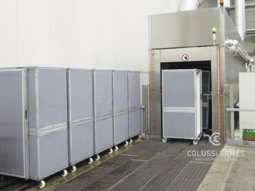 Rack washers Colussi Ermes