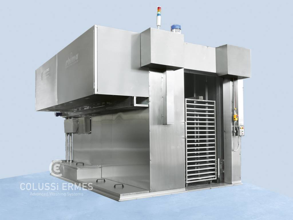 Pan washers - 14 - Colussi Ermes
