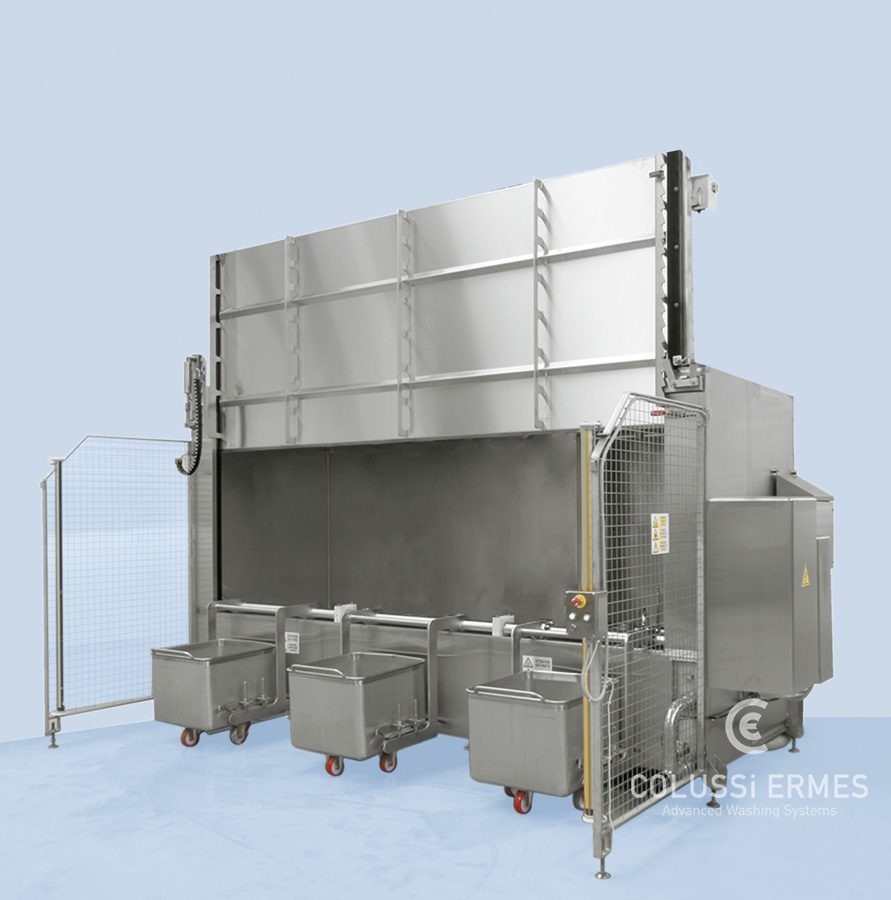 Meat truck washers - 8 - Colussi Ermes