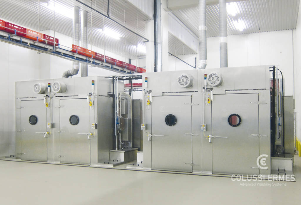 Pan washers - 17 - Colussi Ermes