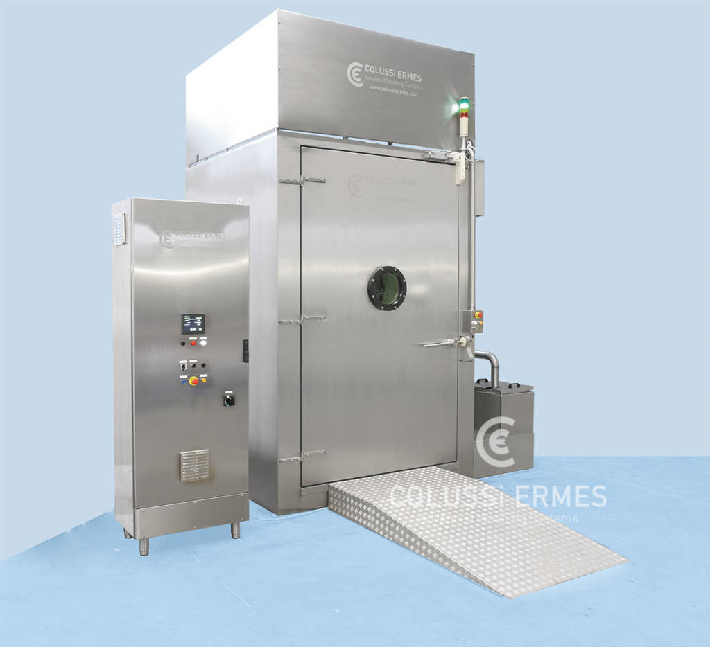 Pan washers - 18 - Colussi Ermes