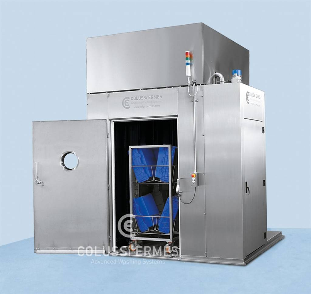 Pan washers - 19 - Colussi Ermes
