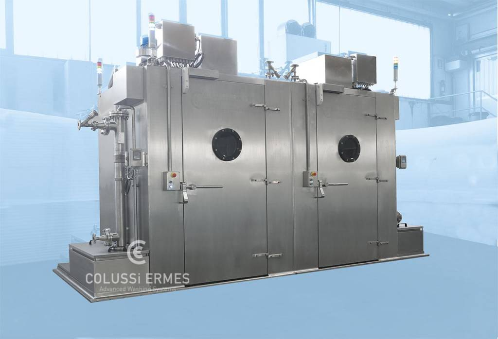 Pan washers - 20 - Colussi Ermes